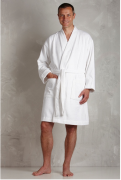 hvid badekåbe mænd